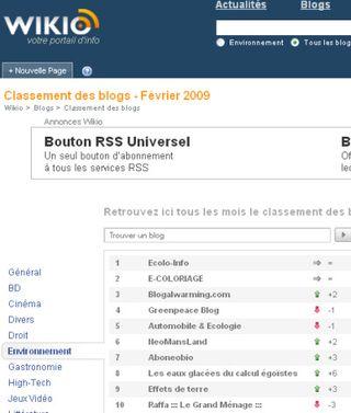 Classement_environnement_wikio